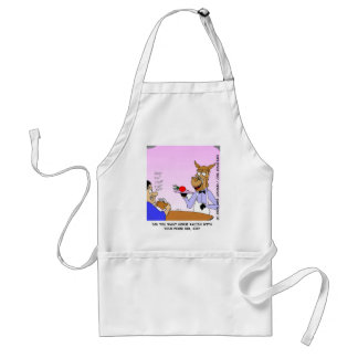 Horse Radish Funny Gifts & Collectibles Standard Apron