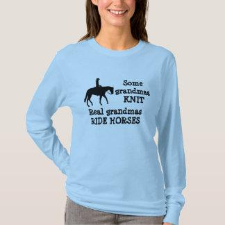 Horse Ridden By Grandma Shirt