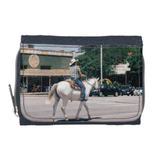 Horse Riding on South Congress Ave Wallets