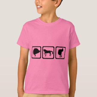 Horse - riding T-Shirt