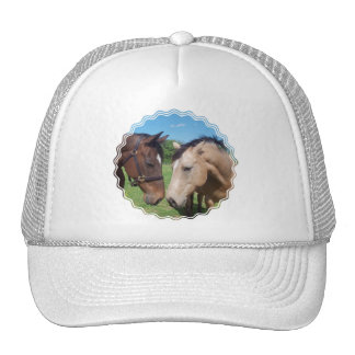 Horse Romance Baseball Hat