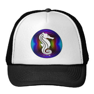 HORSE SEA GIFTS CUSTOMIZABLE PRODUCTS HATS