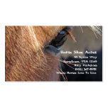 Horse Shoe Acres Business Card Templates