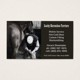 Horse Shoe Farrier Hoof Service