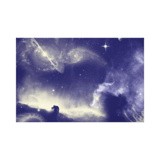 Horse shoe Nebula Wrapped Canvas Stretched Canvas Prints