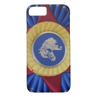 Horse Show Rosette iPhone 7 Case