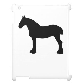 Horse Silhouette Case For The iPad
