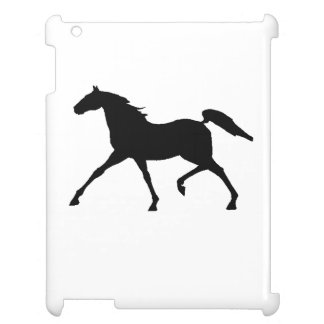 Horse Silhouette iPad Covers