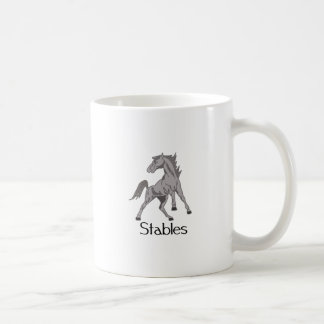 Horse Stables Mugs