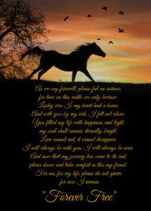 Horse Poems Gifts Invitations & Stationery | Zazzle AU