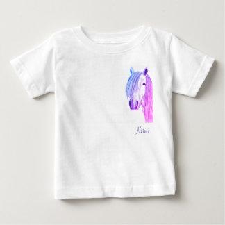 Horse T- shirt Baby