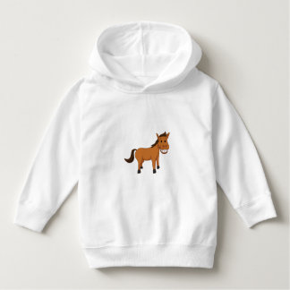 Horse Toddler Pullover Hoodie