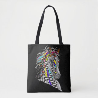 Horse Tote Bag (You can Customize)