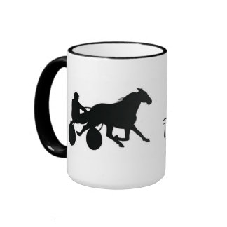 Horse Trainer Logo Mug