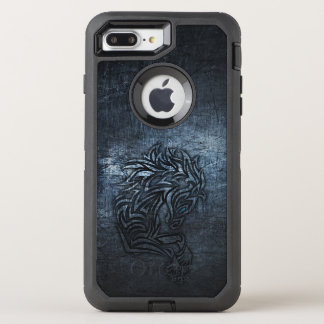 Horse Tribal Steel OtterBox Defender iPhone 7 Plus Case