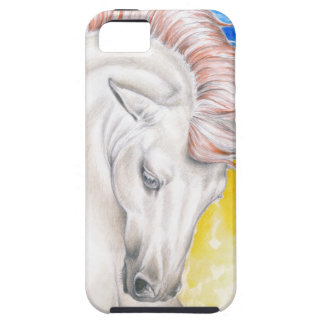 Horse Watercolor Art iPhone 5 Covers