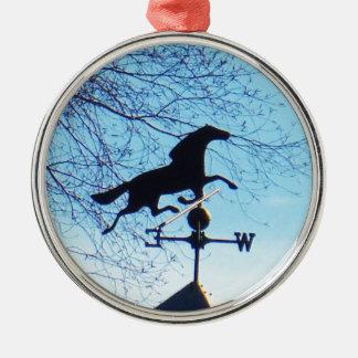 Horse Weather Vane Blue Sky Ornaments