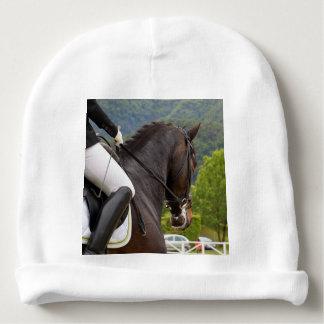 Horse with Raising Baby Beanie
