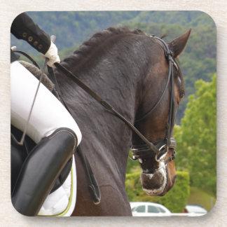 Horse with Raising Beverage Coaster