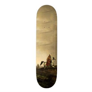 Horseback Rider Skateboard Deck