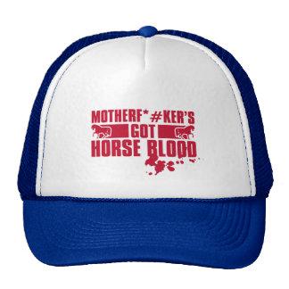 Horseblood Cap