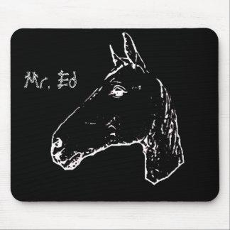 horsefresco, Mr. Ed Mouse Pad
