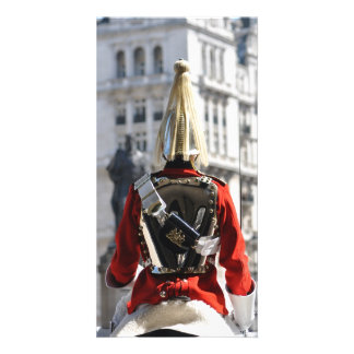 Horseguards in London Photo Cards