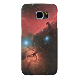 Horsehead and Flame Nebula Samsung Galaxy S6 Cases