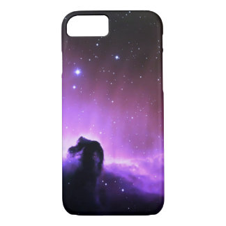 Horsehead Nebula colorful night sky scenery iPhone 7 Case