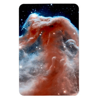 Horsehead Nebula Infrared Rectangle Magnets