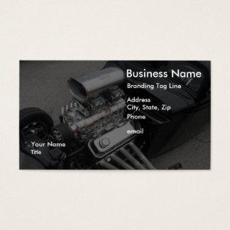 Horsepower Business Card