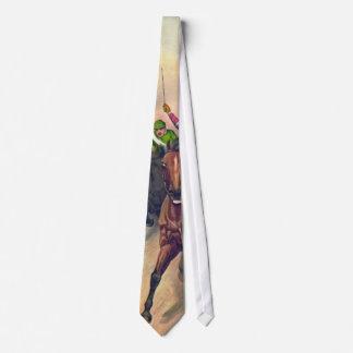 Horserace 1888 tie