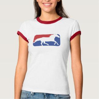 Horses are more fun T-Shirt
