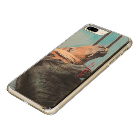 Horses/Cabalos/Horses Carved iPhone 8 Plus/7 Plus Case