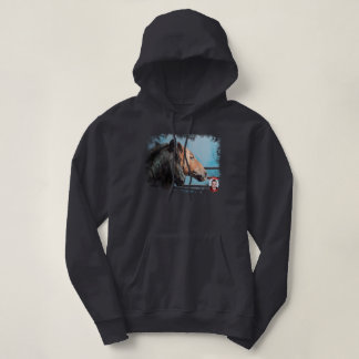 Horses/Cabalos/Horses Hoodie