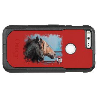 Horses/Cabalos/Horses OtterBox Commuter Google Pixel XL Case