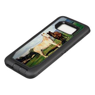 Horses/Cabalos/Horses OtterBox Defender Samsung Galaxy S8 Case