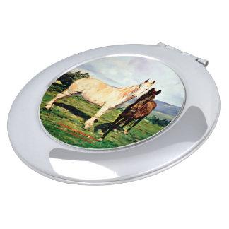 Horses/Cabalos/Horses Vanity Mirrors