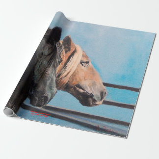 Horses/Cabalos/Horses Wrapping Paper