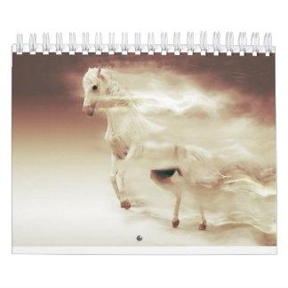 Horses Calendars-2018 Beautiful Pictures of Horses Calendar