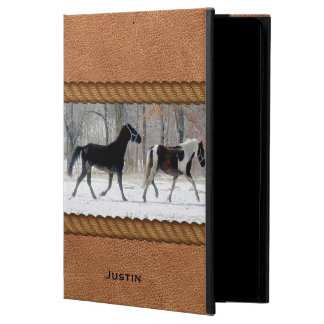 Horses Custom iPad Air 2 Case