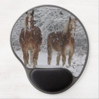 Horses Gel Mousepad