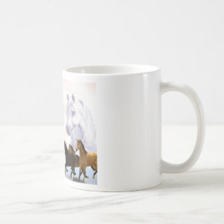 Horses Goddaughter Poem Mug