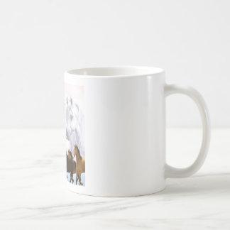 Horses Grandaughter poem Coffee Mug