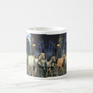 Horses Halloween Mug