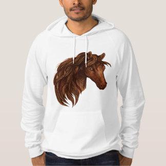 Horses Horse Sport Hoodie