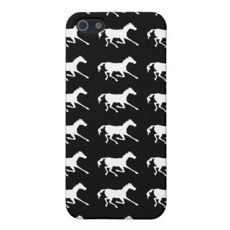 horses iPhone 5/5S cover