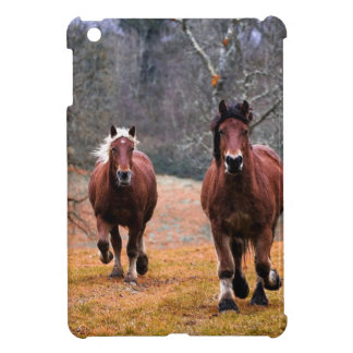 Horses Nature Cover For The iPad Mini