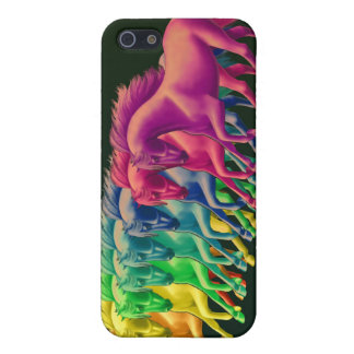 Horses of Different Colors Speck Case iPhone 5/5S Covers