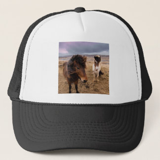 Horses of Iceland Trucker Hat